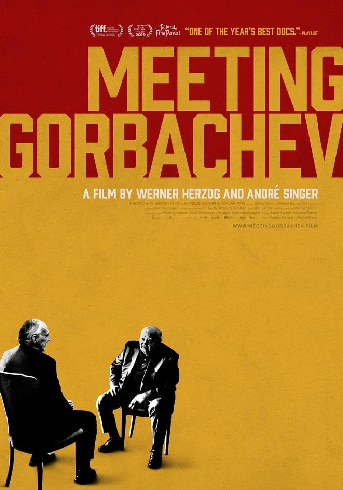 Herzog incontra Gorbaciov (Versione Originale)