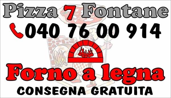 Pizza 7 fontane Snc