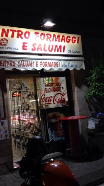 Centro formaggi e salumi da Luca