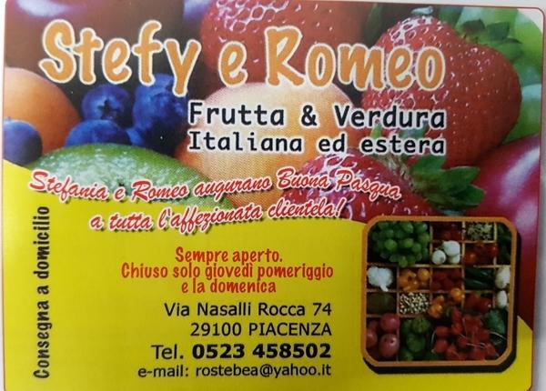 Stefy e Romeo ortofrutta