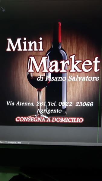Minimarket Pisano