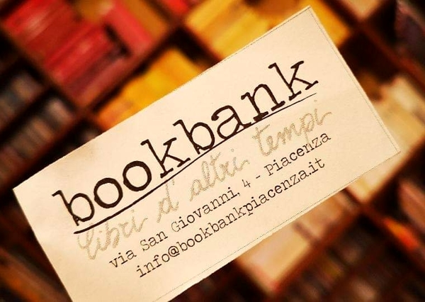 Bookbank libri d'altri tempi